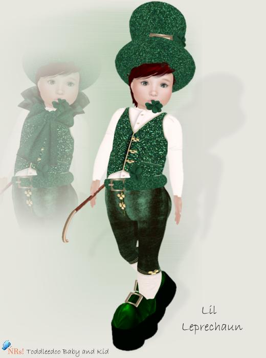 NRs!-Toddleedoo-bk-Lil LeprechaunP
